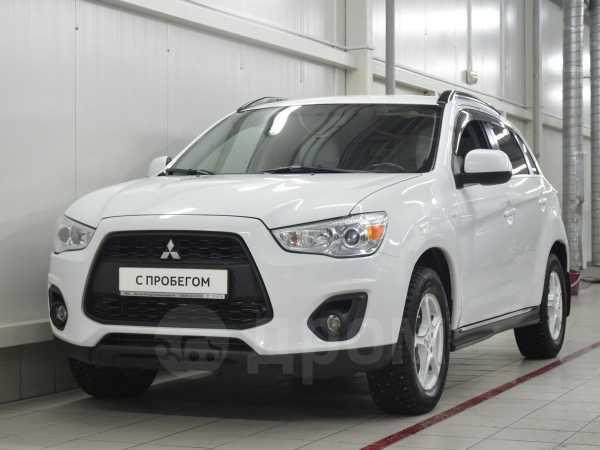 Mitsubishi ASX, 2013 год, 699 000 руб.