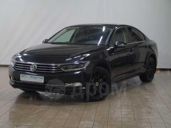 Volkswagen Passat, 2016 год, 1 131 428 руб.