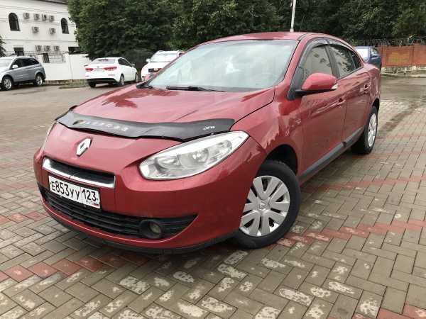 Renault Fluence, 2012 год, 395 000 руб.