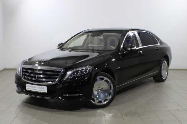 Mercedes-Benz S-Class, 2015 год, 4 690 000 руб.