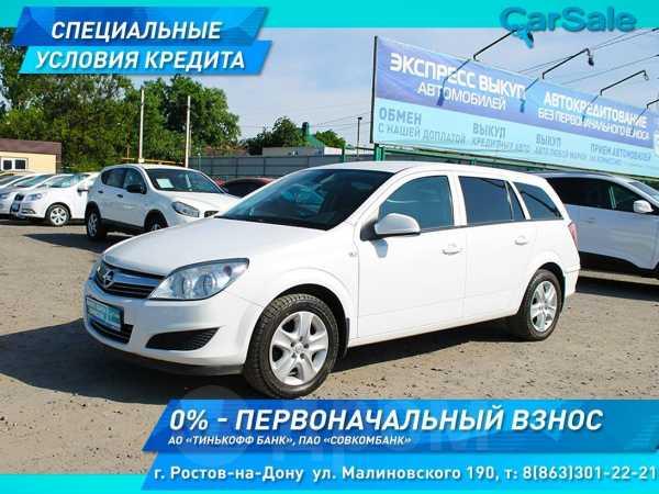 Opel Astra Family, 2012 год, 500 000 руб.