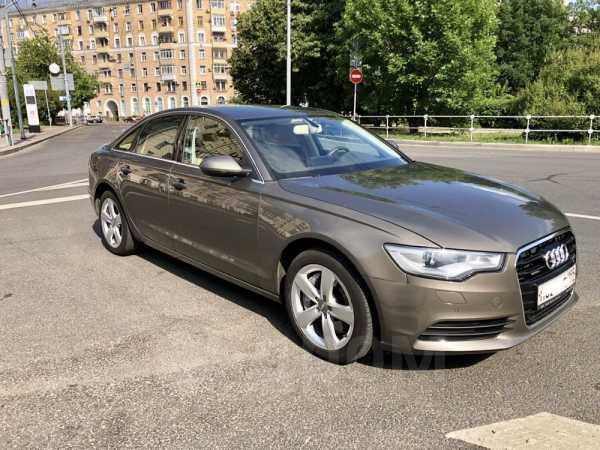 Audi A6, 2012 год, 1 150 000 руб.