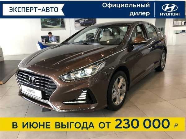 Hyundai Sonata, 2019 год, 1 395 000 руб.