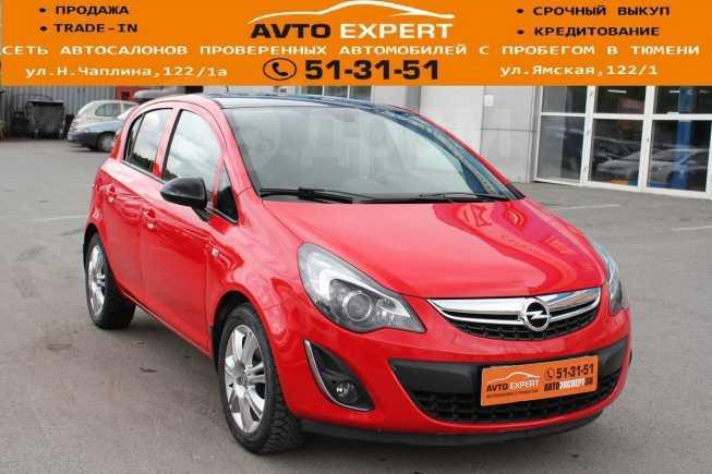 Opel Corsa, 2013 год, 484 998 руб.