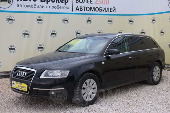 Audi A6, 2008 год, 639 000 руб.