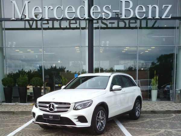 Mercedes-Benz GLC, 2019 год, 3 962 676 руб.