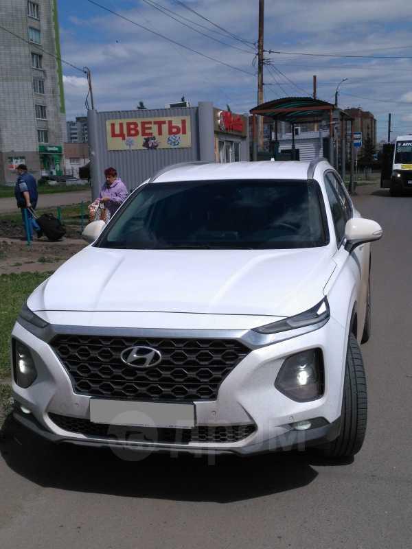 Hyundai Santa Fe, 2018 год, 2 360 000 руб.