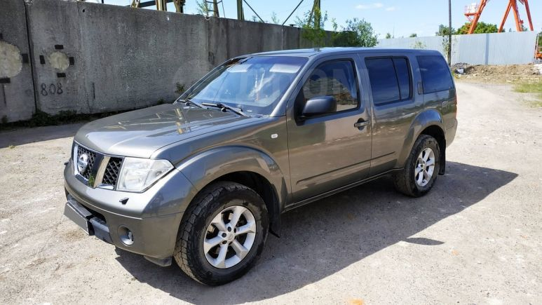 Nissan Pathfinder, 2007 год, 760 000 руб.