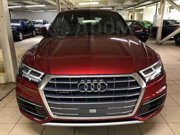 Audi Q5, 2018 год, 2 924 050 руб.