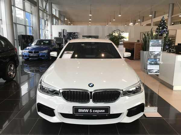 BMW 5-Series, 2018 год, 3 654 000 руб.