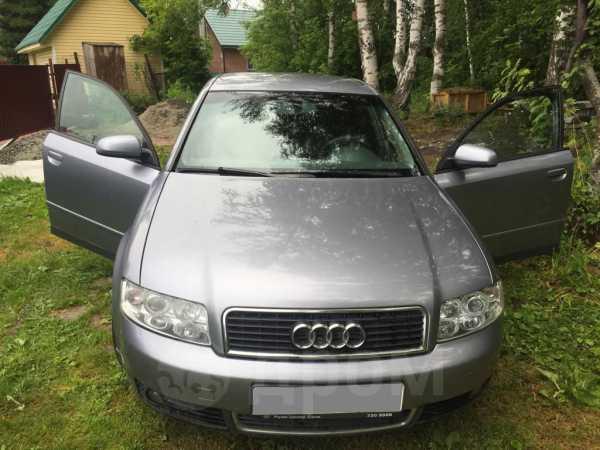 Audi A4, 2004 год, 335 000 руб.