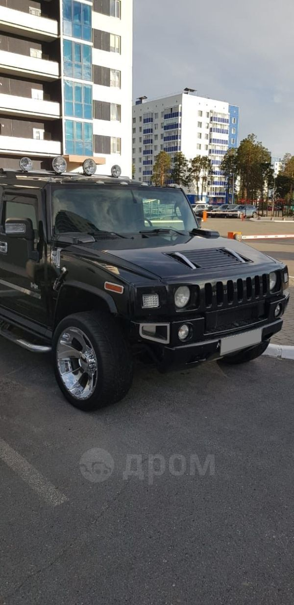 Hummer H2, 2007 год, 1 000 000 руб.