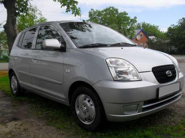 Kia Picanto, 2007 год, 210 000 руб.