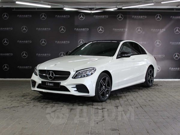 Mercedes-Benz C-Class, 2018 год, 2 599 450 руб.