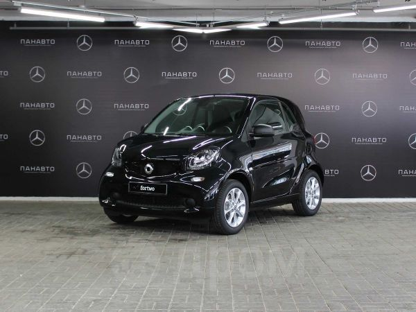 Smart Fortwo, 2018 год, 1 073 120 руб.