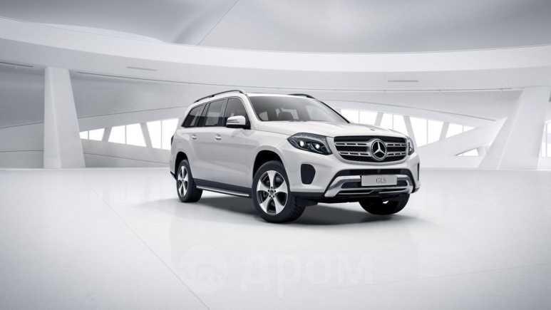 Mercedes-Benz GLS-Class, 2019 год, 5 109 834 руб.