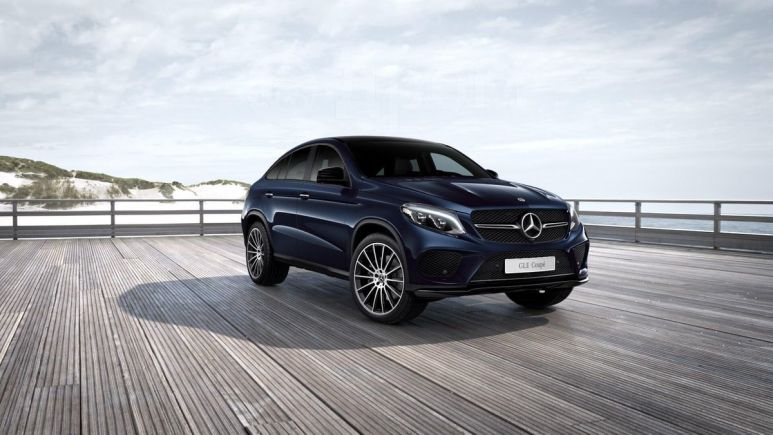 Mercedes-Benz GLE Coupe, 2019 год, 7 228 000 руб.