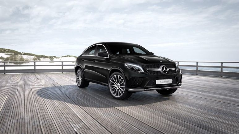 Mercedes-Benz GLE Coupe, 2019 год, 6 997 102 руб.