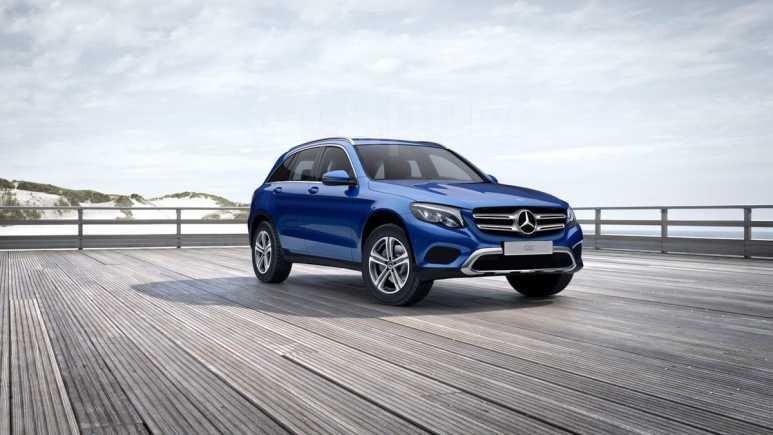 Mercedes-Benz GLC, 2019 год, 2 875 125 руб.