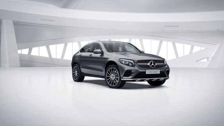 Mercedes-Benz GLC Coupe, 2019 год, 4 234 000 руб.