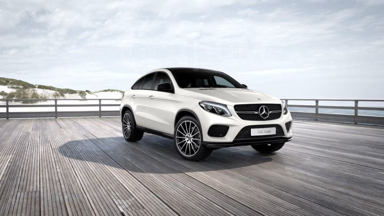 Mercedes-Benz GLE Coupe, 2019 год, 7 519 600 руб.