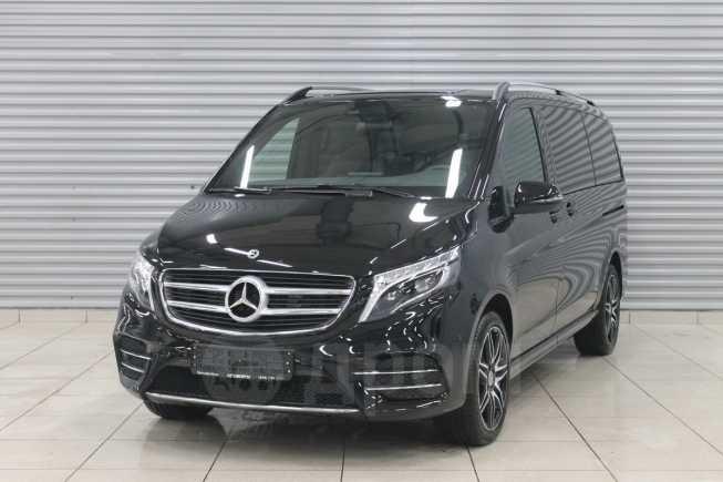 Mercedes-Benz V-Class, 2018 год, 5 238 000 руб.