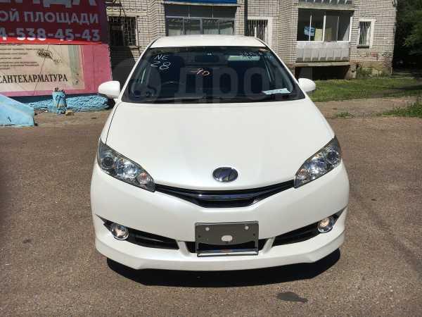 Toyota Wish, 2013 год, 900 000 руб.