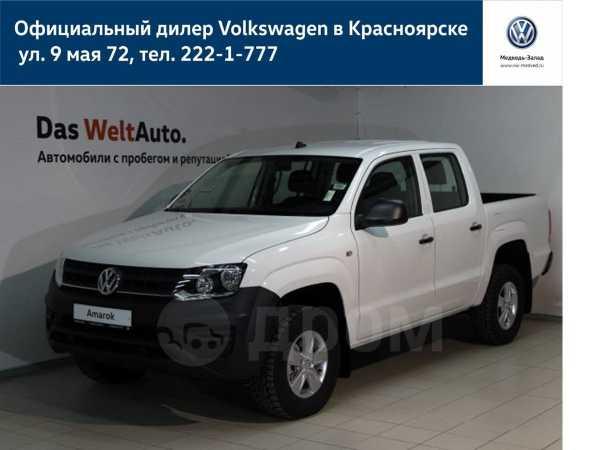 Volkswagen Amarok, 2019 год, 2 416 581 руб.