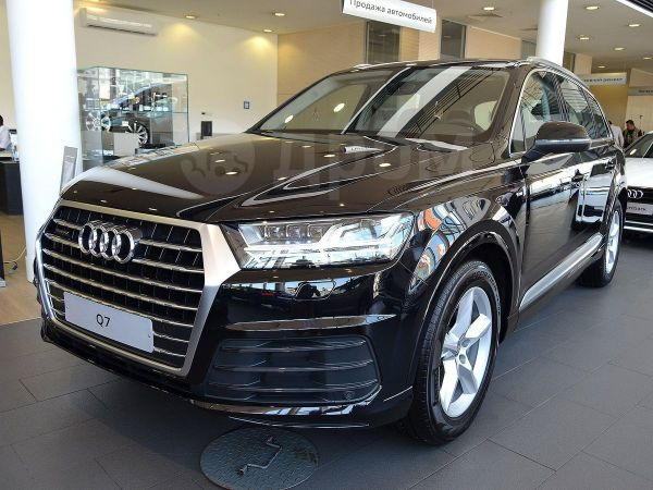 Audi Q7, 2019 год, 5 082 884 руб.