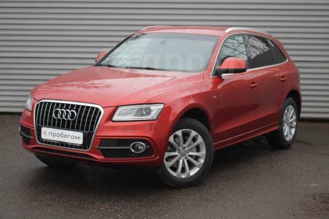 Audi Q5, 2013 год, 1 410 000 руб.