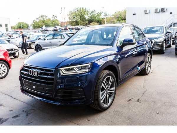 Audi Q5, 2018 год, 3 944 466 руб.