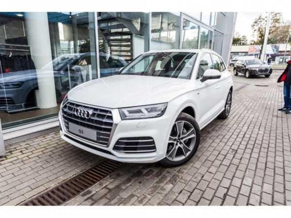 Audi Q5, 2019 год, 3 847 500 руб.