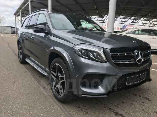 Mercedes-Benz GLS-Class, 2019 год, 6 316 202 руб.