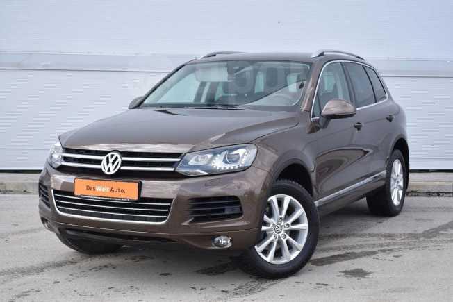 Volkswagen Touareg, 2014 год, 1 780 000 руб.
