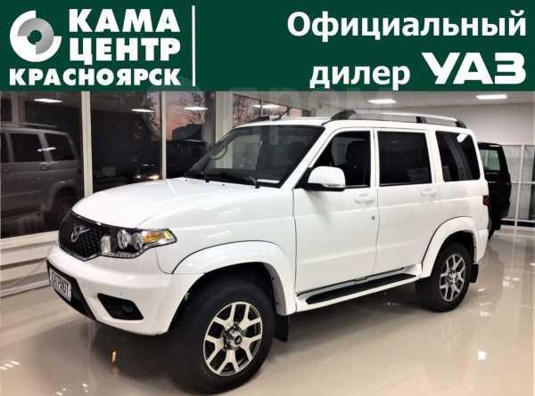 УАЗ Патриот, 2019 год, 1 118 000 руб.