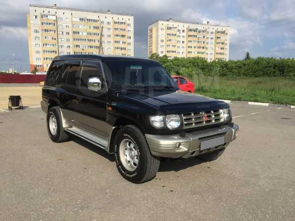 Mitsubishi Pajero, 1998 год, 590 000 руб.