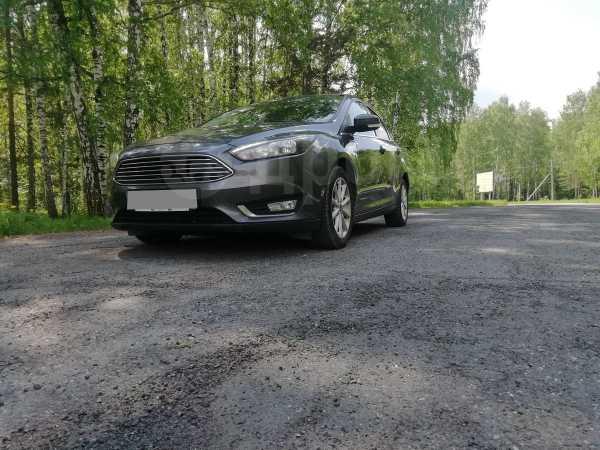 Ford Focus, 2016 год, 920 000 руб.