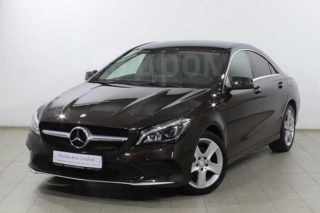 Mercedes-Benz CLA-Class, 2016 год, 1 505 000 руб.