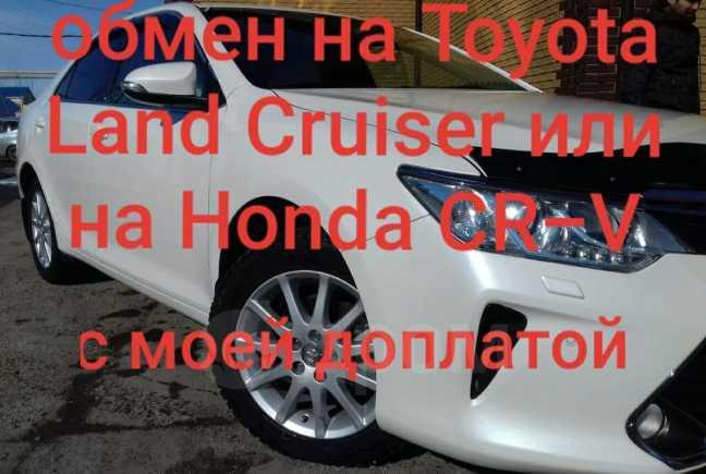 Toyota Camry, 2015 год, 1 330 000 руб.