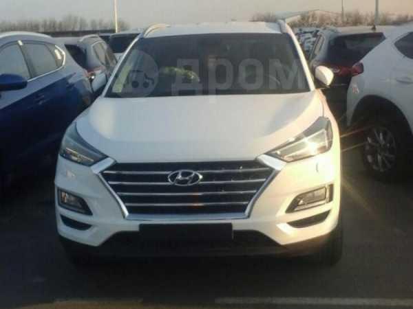 Hyundai Tucson, 2019 год, 1 979 000 руб.