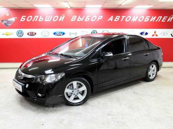 Honda Civic, 2009 год, 489 000 руб.