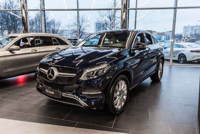 Mercedes-Benz GLE Coupe, 2019 год, 5 238 820 руб.