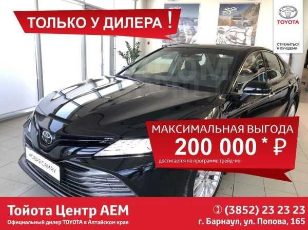 Toyota Camry, 2019 год, 2 016 000 руб.