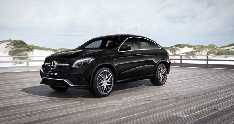 Mercedes-Benz GLE Coupe, 2019 год, 9 412 461 руб.