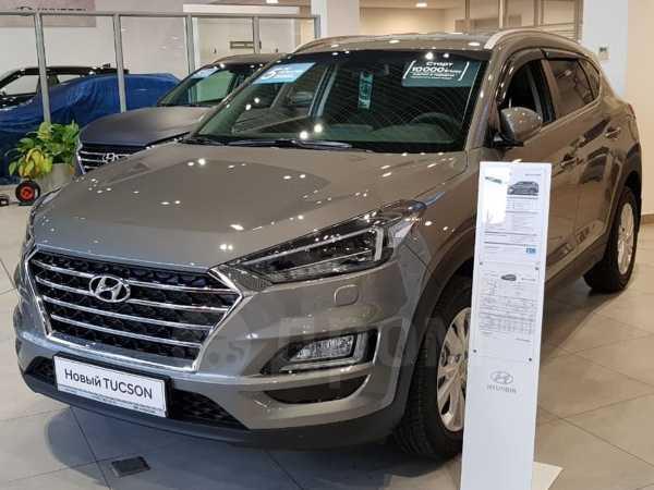 Hyundai Tucson, 2019 год, 1 942 100 руб.