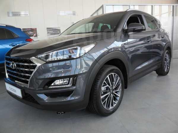 Hyundai Tucson, 2019 год, 2 071 697 руб.