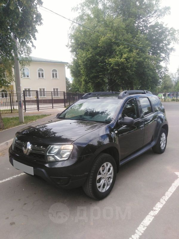 Renault Duster, 2015 год, 685 000 руб.