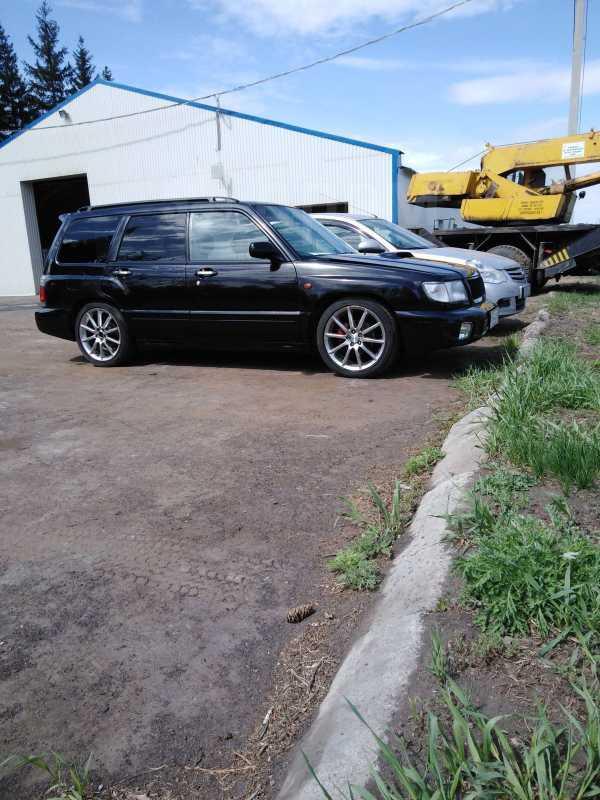 Subaru Forester, 1997 год, 250 000 руб.