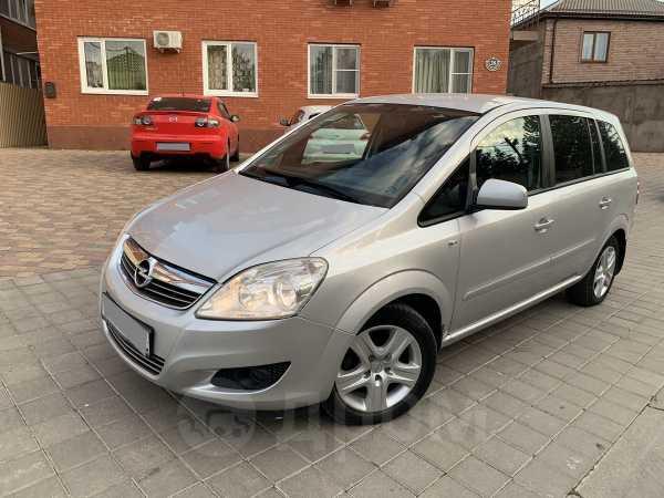 Opel Zafira, 2010 год, 515 000 руб.