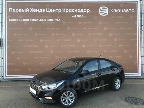 Hyundai Solaris, 2019 год, 845 000 руб.